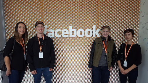 The Interns at the Facebook Data Center